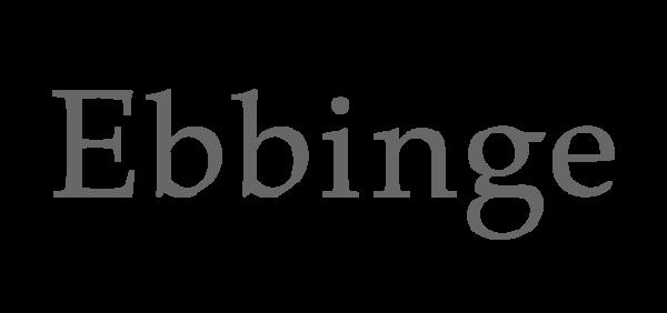 Ebbinge logo